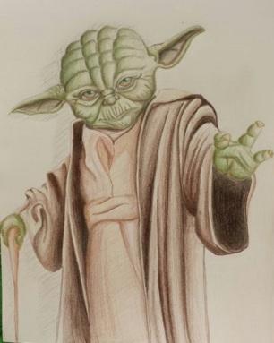 Master Yoda Photo Credit: Paige Hall