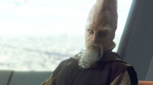 Jedi Master Ki-Adi Mundi Photo Credit - Star Wars Episode I: The Phantom Menace