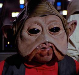 Nien Nunb Photo Credit - Star Wars Episode VI: Return of the Jedi