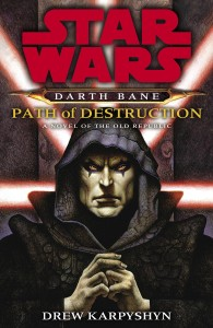 The 1st novel in the EU Darth Bane Trilogy Photo Credit - LucasBooks