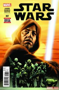 Photo Credit: MARVEL Comics - Star Wars Issue #007
