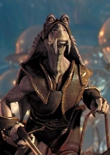 Captain Tarpals Photo Credit - Star Wars Episode I: The Phantom Menace