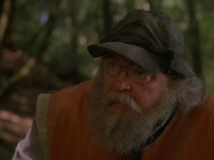 Noa, played by Wilfred Brimley Photo Credit - Ewoks: The Battle for Endor