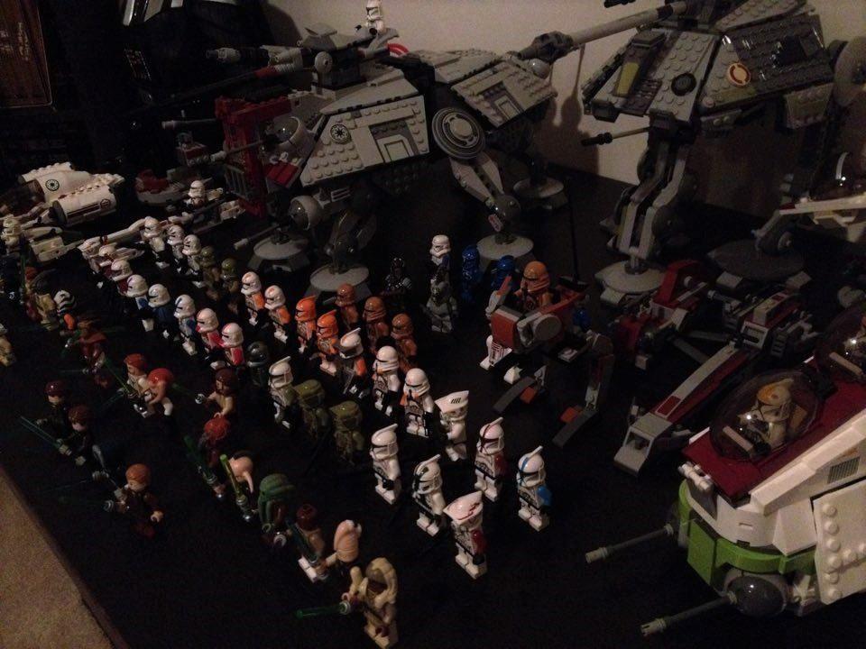 Clones and Jedi