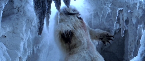 Wampa in Pain