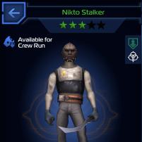 Nikto Stalker