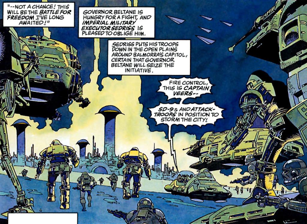 Veers in Dark Empire II