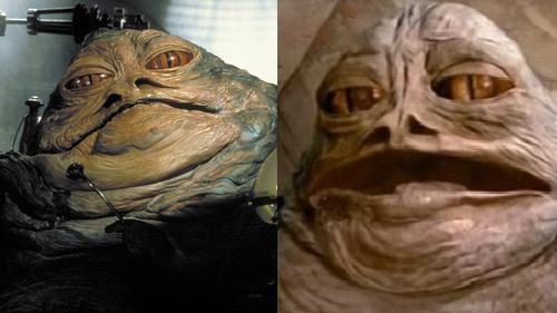 Jabba Comparison