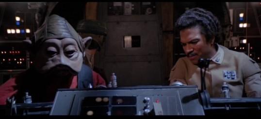 Lando and Nien