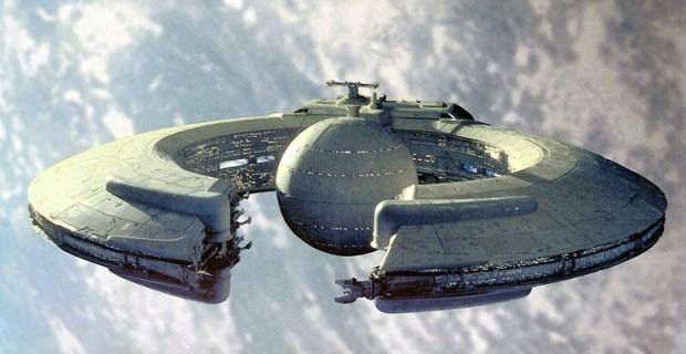 Image result for lucrehulk class battleship