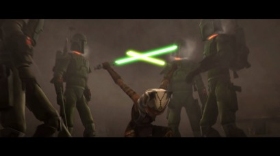 ahsoka vs death watch