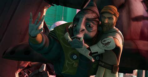 Kenobi captures Loathsom