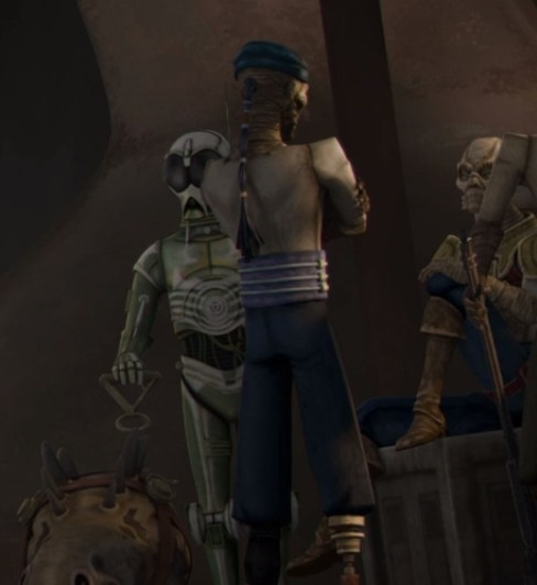 Ohnaka with his Gang